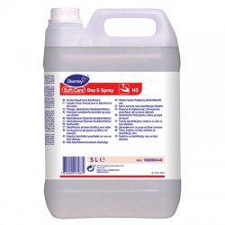 Soft Care Des E spray H5 5l - preparat do dezynfekcji rąk