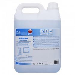 CRYSTAL NANO 5l - płyn do mycia szyb (DOLPHIN)