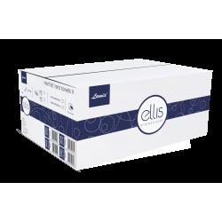 ZZ ellis 3000 - biały 2w, wzorek fiolet