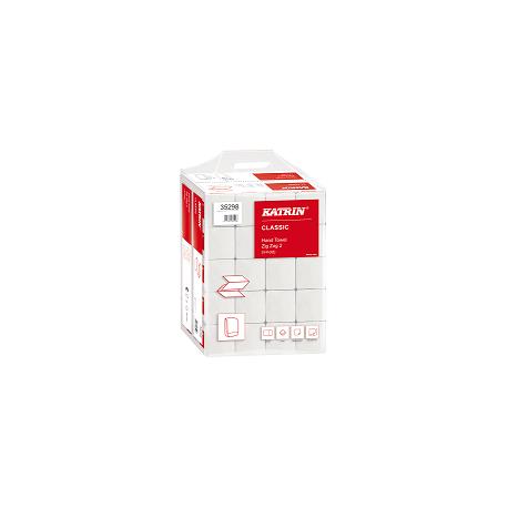 Ręcznik papierowy ZZ biały 2w KARTINA 35298