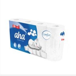 Papier toaletowy AHA COMFORT a '8 3w - BIAŁY