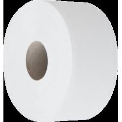 Papier toaletowy jumbo biały 2-warst.