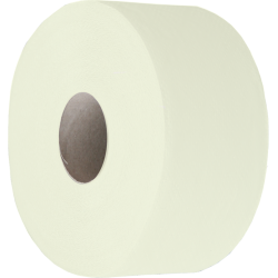 Papier toaletowy jumbo biały celuloza 2-warst. A
