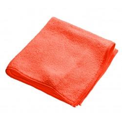 ścierka mikrofibra 30cm - czerwona