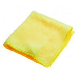 ścierka mikrofibra 30cm - żółta