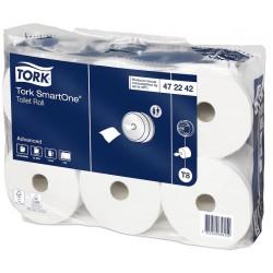 Papier toal. SMART one TORK 207 m a '6 472242 T8
