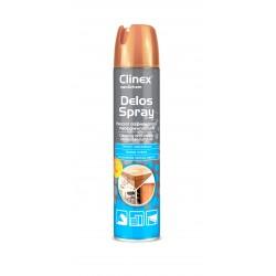 CLINEX - Delos Spray do pielęgn. mebli 300ml