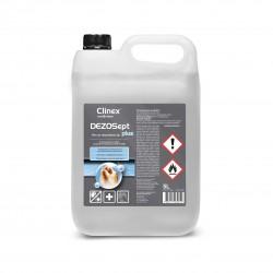 CLINEX - Dezo Sept 5l - żel do dezynfekcji rąk