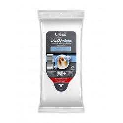 CLINEX - Dezo Wipes -chust.do dez. rąk i pow. a'24