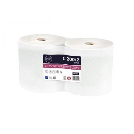 Czyściwo Eliss Professional 200/2 - białe