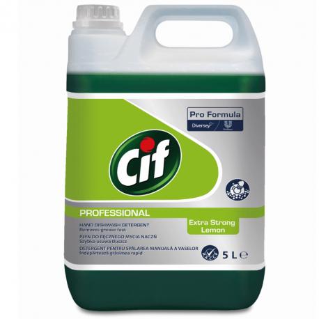 Cif Dishwash Ex Strong Lemon 5l-naczynia/diversey/